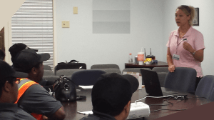 Quality Assurance Training Classroom