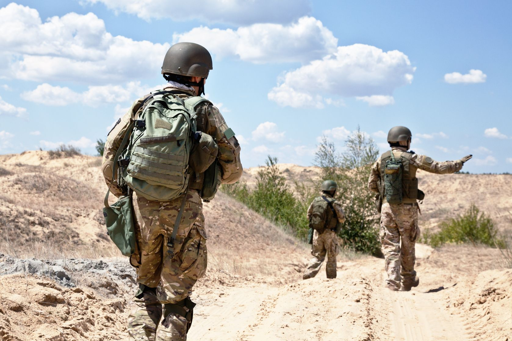 Specialized Private Military Training - Chameleon Associates