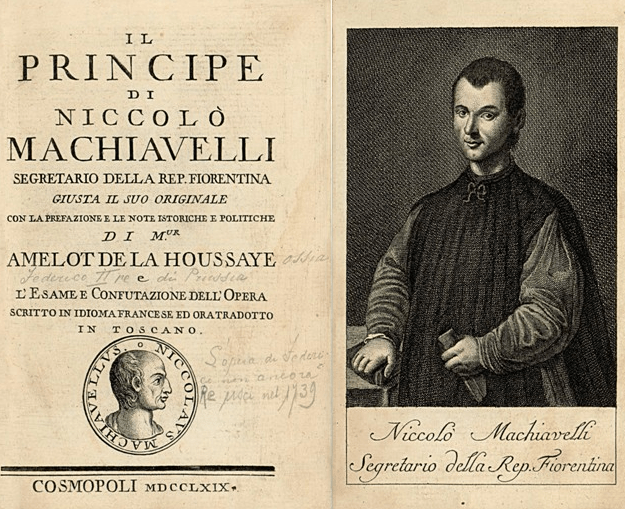 Machiavelli The Prince