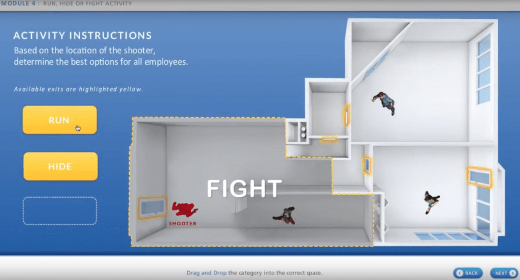 Active Shooter Online Training