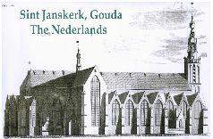 Sint Janskerk Church Netherlands