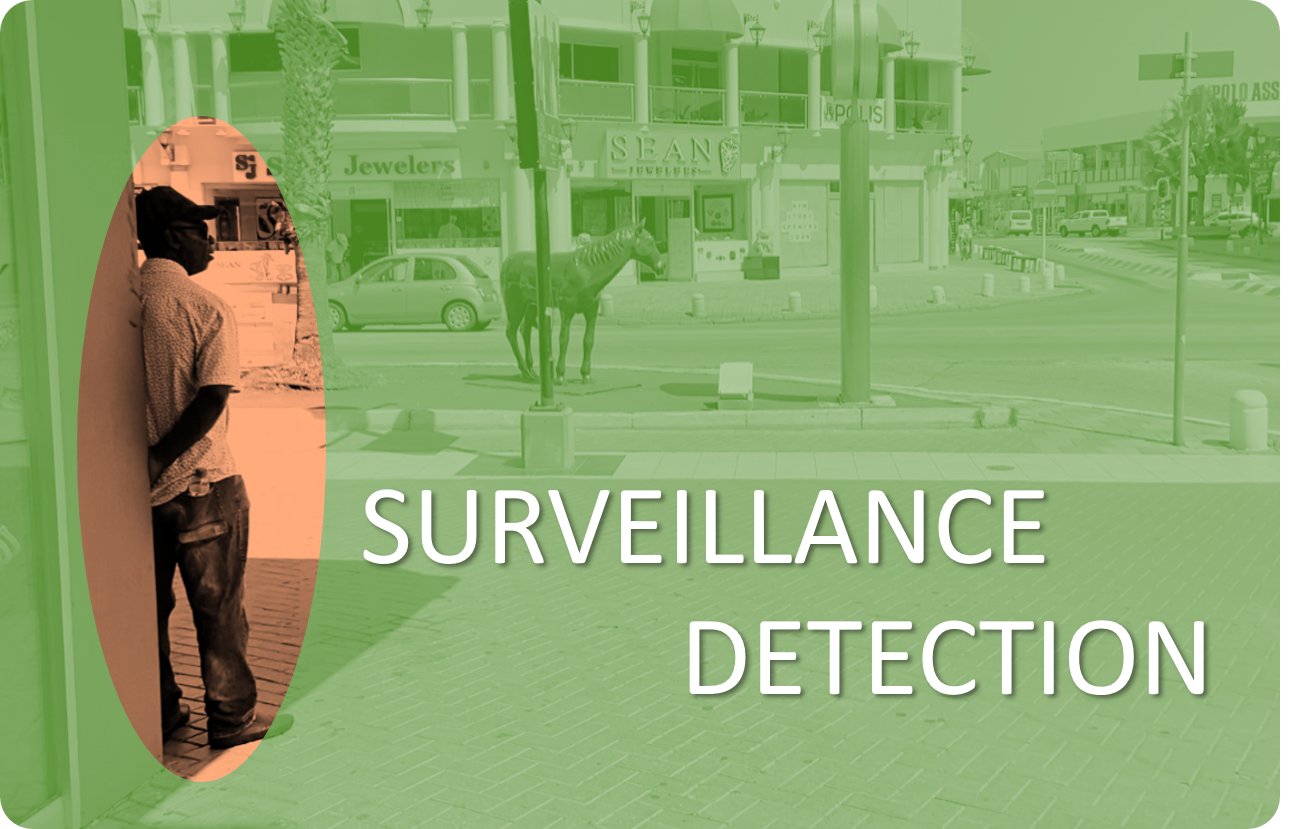 Surveillance Detection Course By Chameleon Associates
