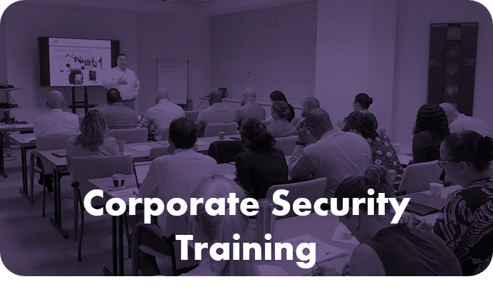 Corporate Security Training By Chameleon