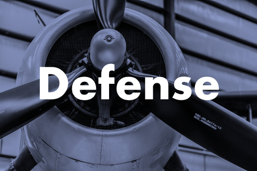 Defense Industry Security By Chameleon Associates