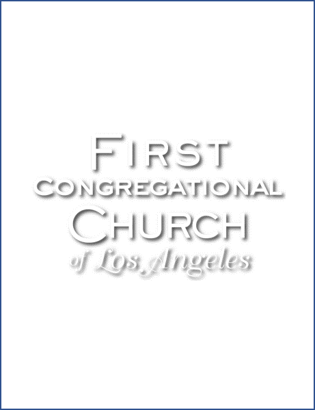 First Congregational Church LA
