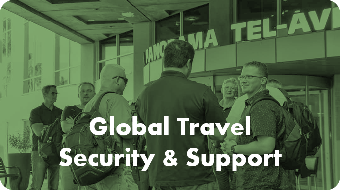 Global Travel Security & Support Services By Chameleon Associates