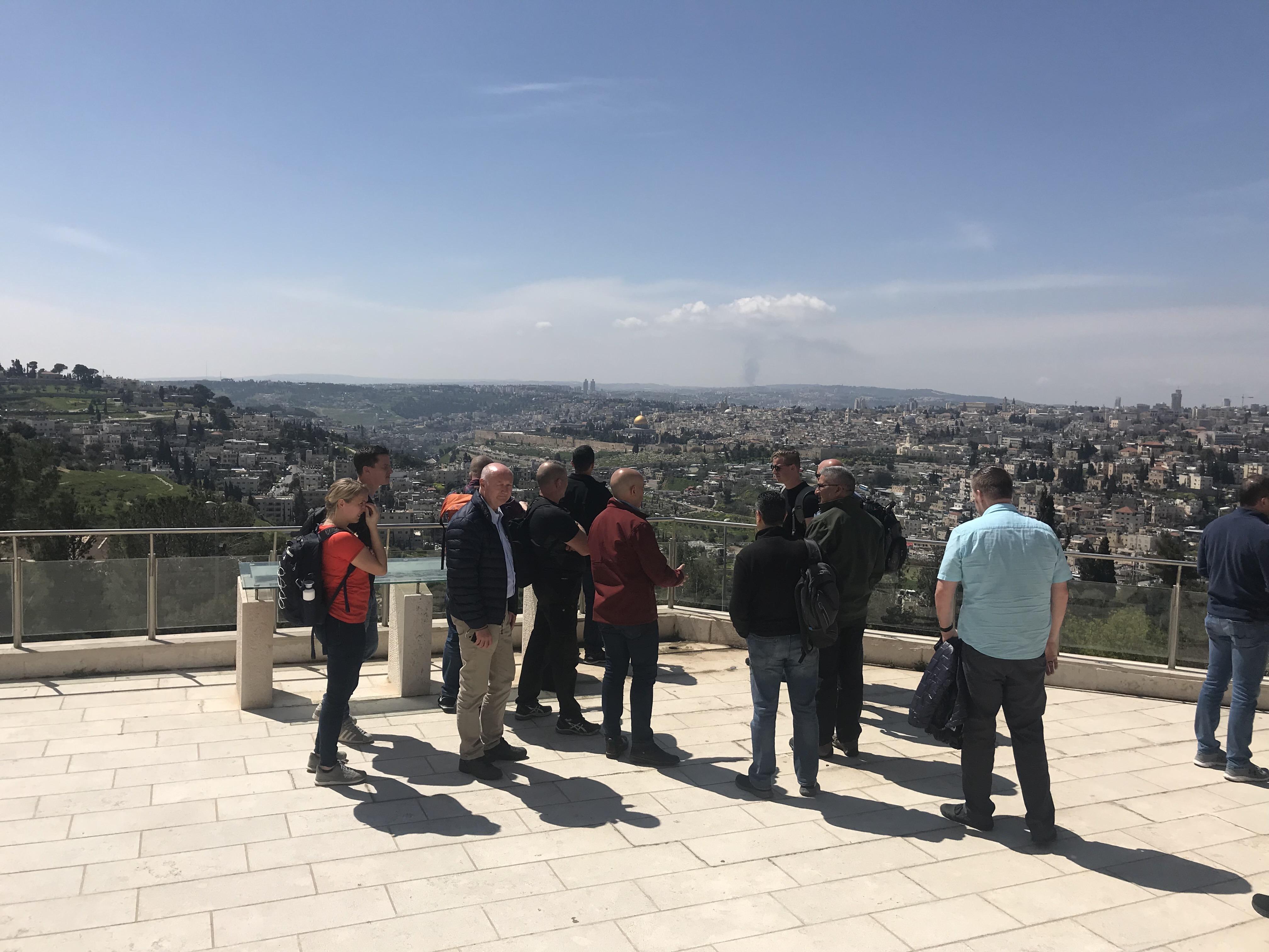 Hebrew University Jerusalem Tour Chameleon Associates