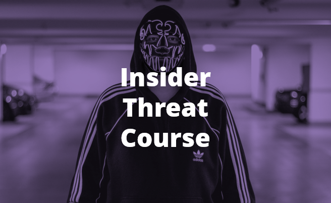Insider Threat Course By Chameleon Associates