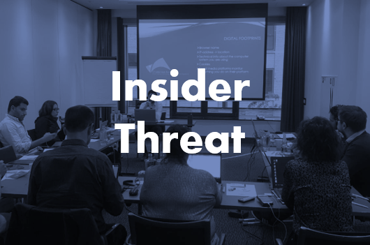 Insider Threat Seminar Chameleon Associates