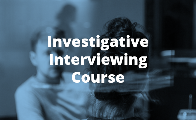 Investigative Interviewing By Chameleon Associates
