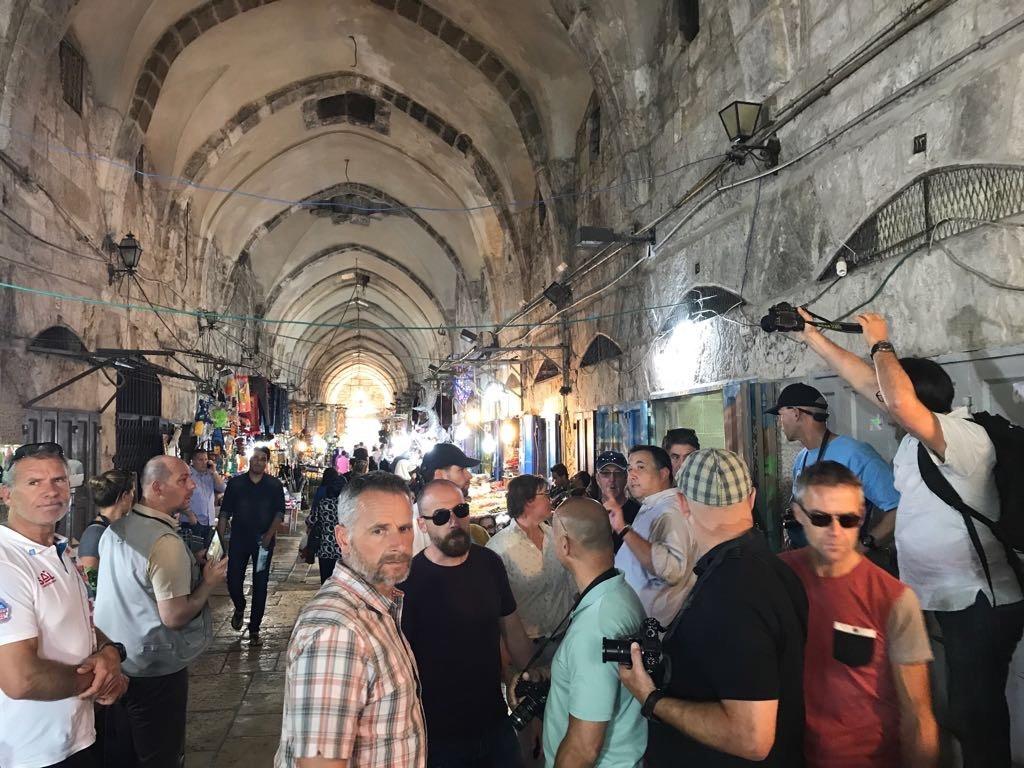Jerusalem Old City Tour with Chameleon Associates