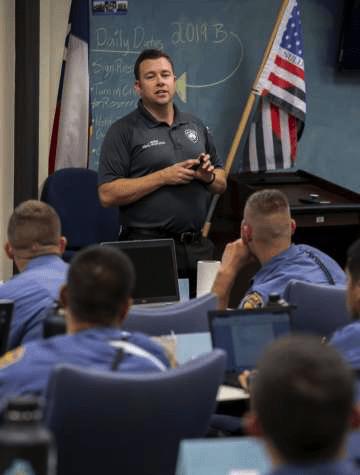 Joe Smarro on Policing