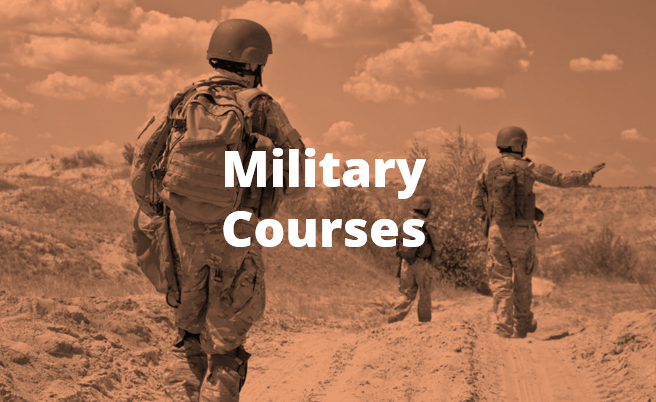 Military Courses By Chameleon Associates