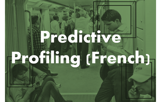 Predictive Profiling Online Course in French By Chameleon Associates
