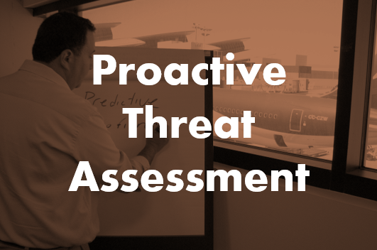 Proactive Threat Assessment Seminar By Chameleon Associates