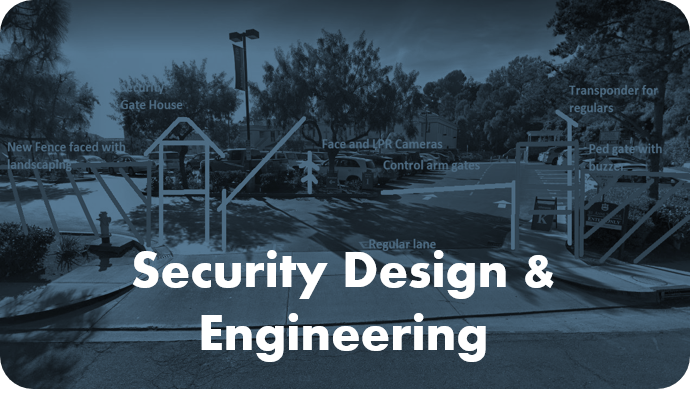 Security Design and Engineering By Chameleon