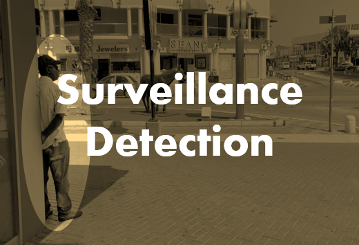 Surveillance Detection Online Course By Chameleon Associates