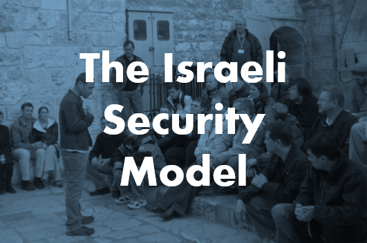 The Israeli Security Model Seminar By Chameleon Associates