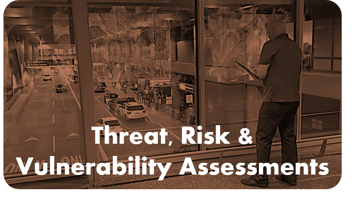 Threat Risk and Vulnerability Assessments By chameleon