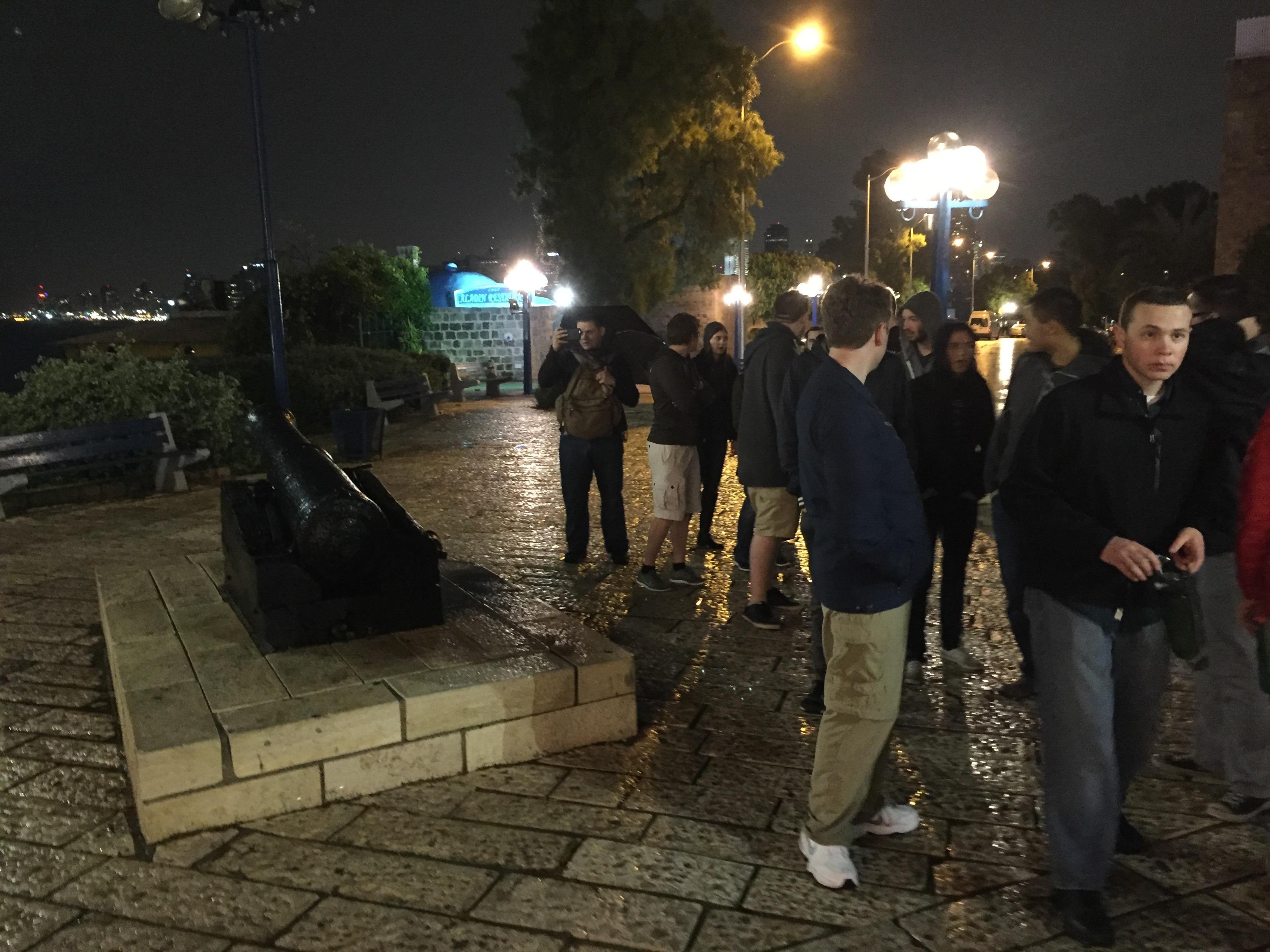 Jaffa Evening Tour
