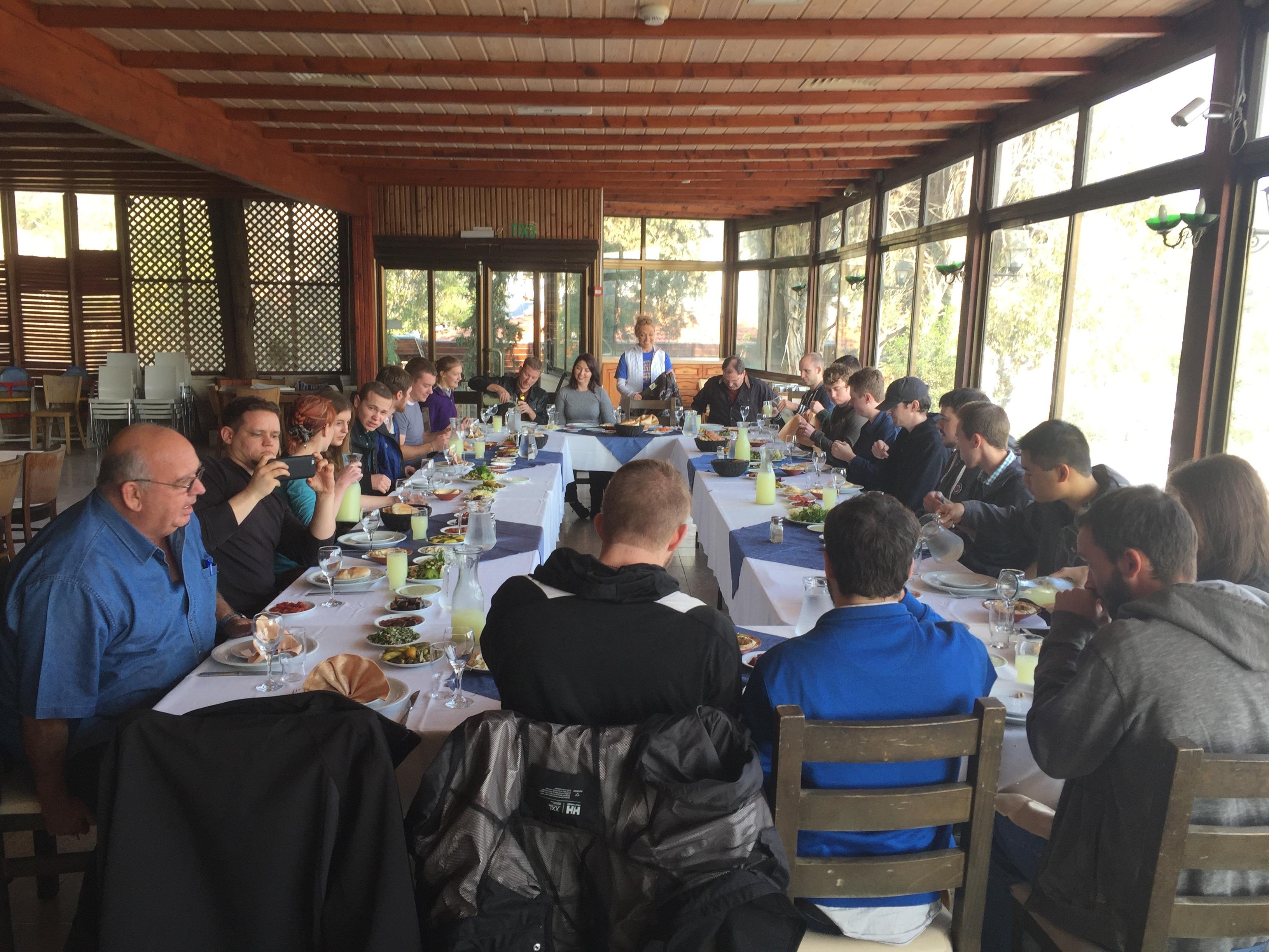 Traditional Arab Hospitality Abu Gosh Israel