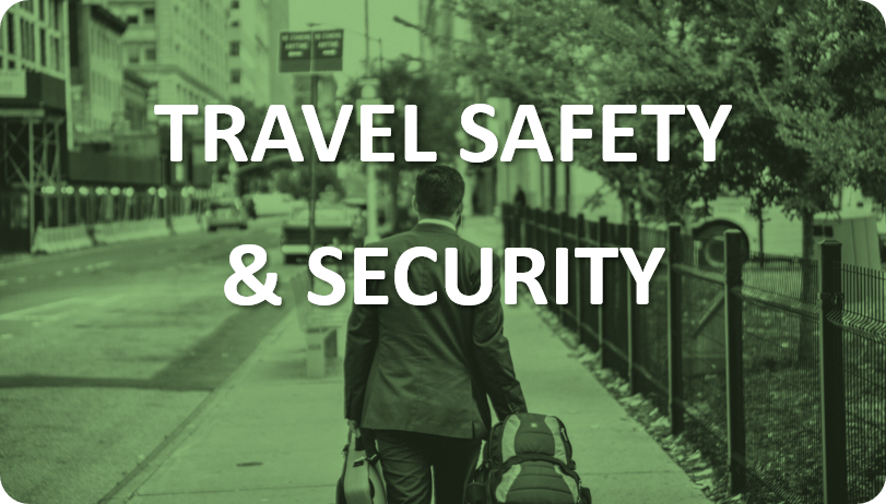 Travel Safety and Security A Chameleon Associates Online Course