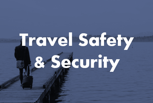 Travel Safety and Security Course By Chameleon Associates