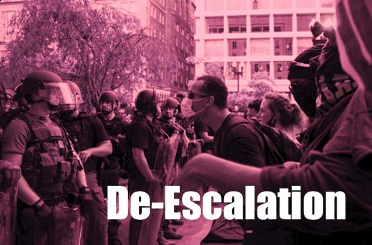 De-Escalation Online Course