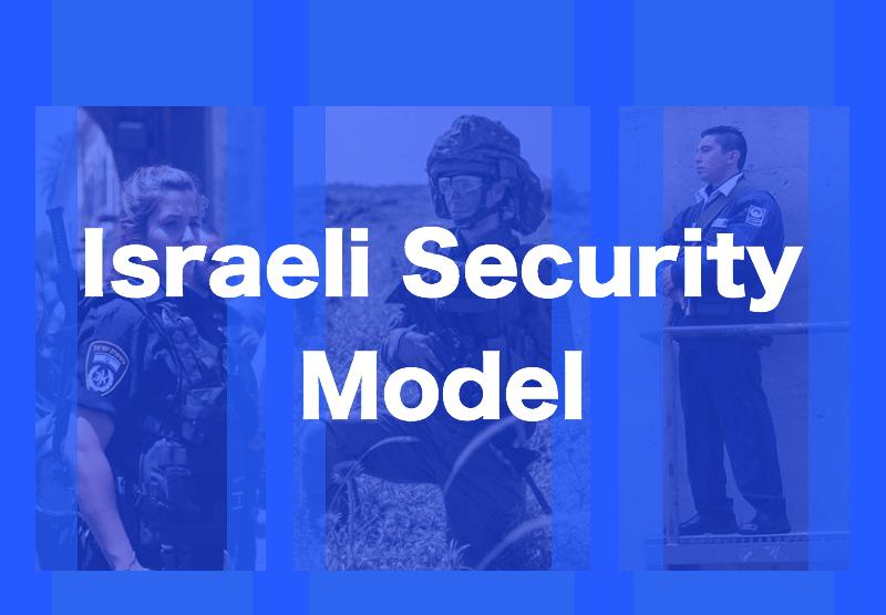 Israeli Security Model icon